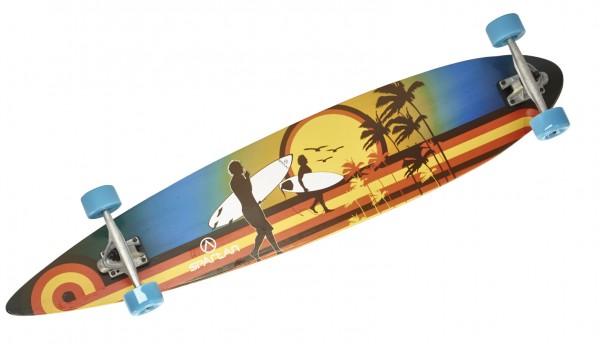 Longboard Sportbanditen Surfs Up 46