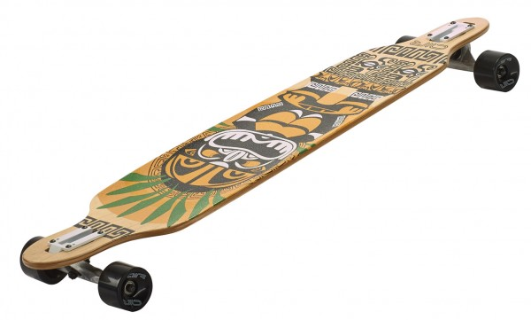 Longboard Drop Shape Low Tikki
