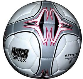 Leder Fussball Match de luxe