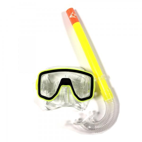Taucherbrille Schnorchel Set - Joker