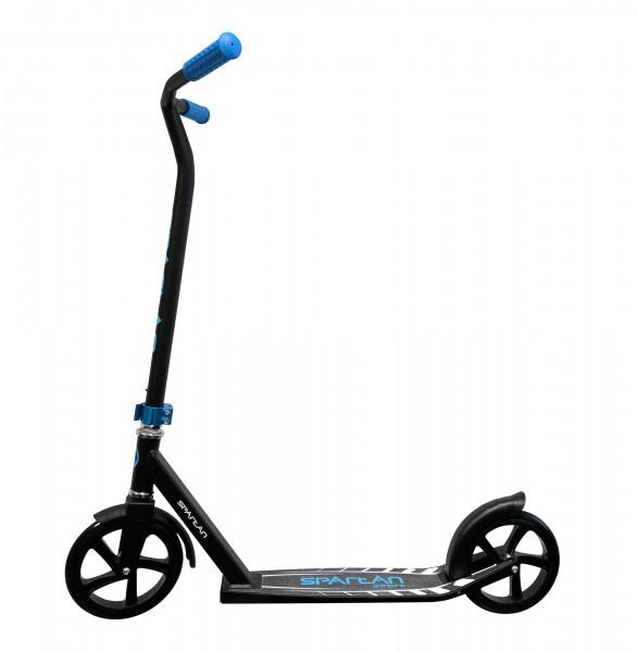 Spartan Stunt Scooter Imitation schwarz/blau
