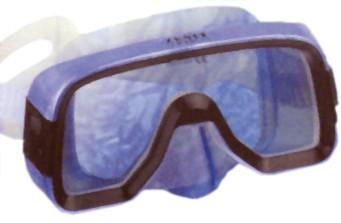 Tauchmaske Silicon Zenith Taucherbrille
