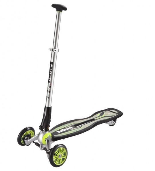 JD Bug RT129A Surferscooter grau grün