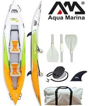 Kayak aufblasbar HM-K0 412cm