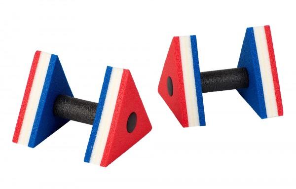 Aqua Fitness Hantel Set Dreieck