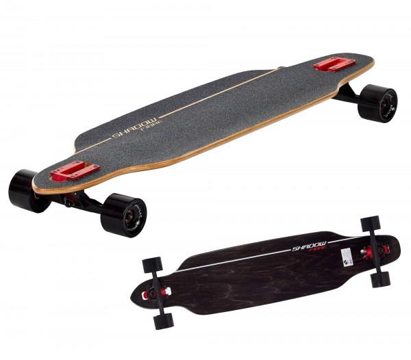 Longboard Glasfaser Shadow Fibre