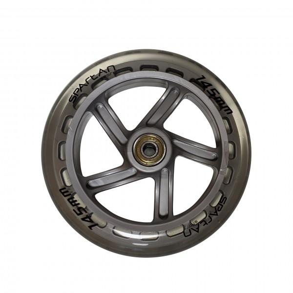 Scooter Räder Rollen - 145 mm 2 Stk ABEC 5