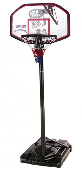 Basketball Korb mit Ständer und Standfuß