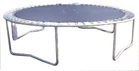 Trampolin Sprungtuch 305 cm - 64 Federn