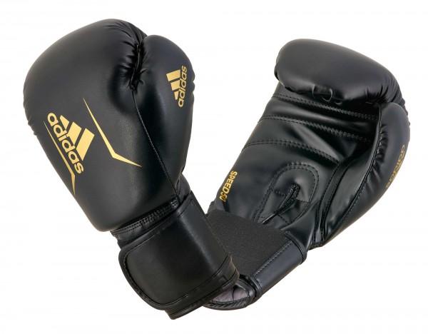 Boxhandschuh Speed 50 - schwarz/gold