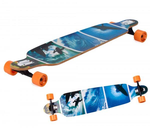 Longboard Drop Shape Low Surf