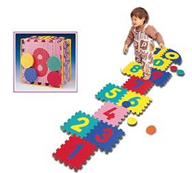 Kinder Spiel-Boden-Puzzle-Matte