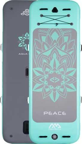 Aqua Marina Yoga SUP Peace 300cm Set aufblasbar